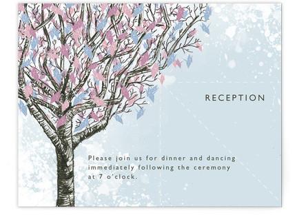 1000 Cranes Reception Cards