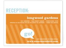 Smart Conversation Reception Cards