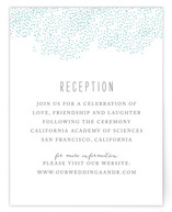 Cloud of Dots Reception Cards