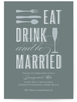 Eat, Drink, and Be Married