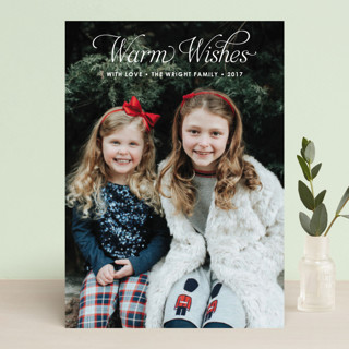 Christmas Blessing Christmas Photo Cards