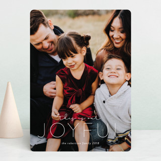 This is Our Merry Christmas Photo Cards