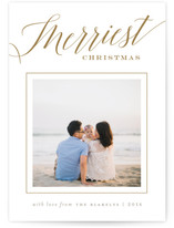 Gifts from Above Christmas Photo Cards