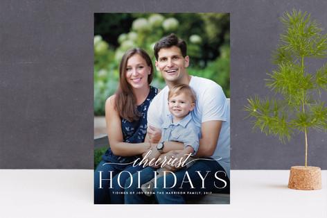Celebrate Christ Christmas Photo Cards