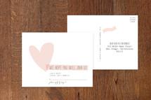 RSVP Postcards