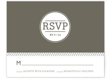 Established RSVP Postcards