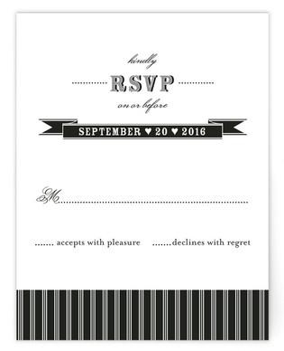 Ever After RSVP Postcards