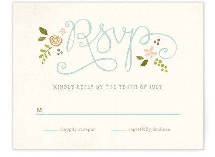 A More Perfect Union RSVP Cards