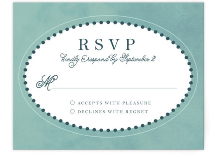 Buchanan RSVP Cards