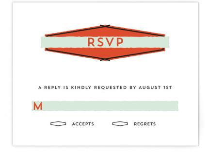 Merit Badge RSVP Cards