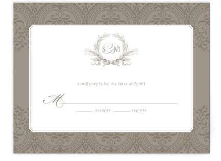 Formalities RSVP Cards
