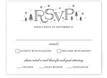 Adventurous RSVP Cards