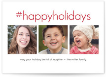 Hashtag Laughter by KM Thomas Designs