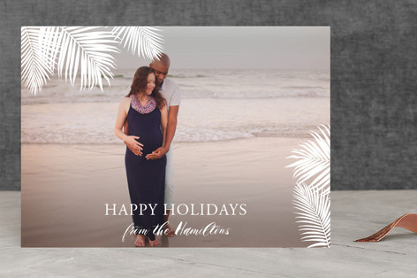 Getaway Greetings Holiday Photo Cards