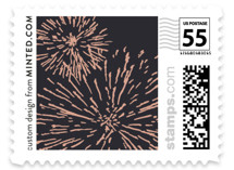 Sparks Non-custom Everyday Stamps