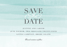 Old Post Road Save the Date Petite Cards