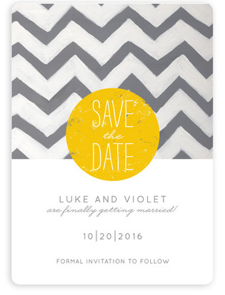 My Sunshine Save the Date Magnets