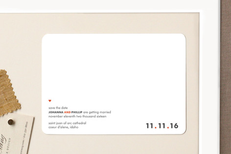 Pica Save The Date Magnets