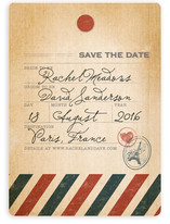 Vintage Pack Your Bags by Dawn Jasper