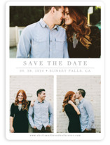The Simple Things Save the Date Magnets