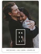 Cherished Date Save The Date Magnets