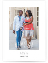 City Chic Save the Date Postcards