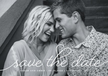 Beloved Save the Date Postcards