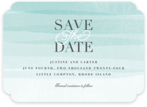 Old Post Road Save The Date Cards