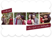 Photobooth Save the Date Cards