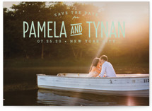 Perfect Together Save The Date Cards