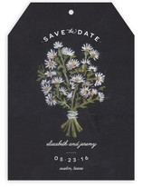 Wildflowers Save the Date Cards