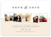 Eclair Save The Date Cards