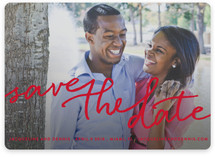 Scribble It Save the Date Cards
