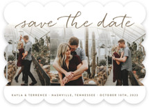 Showcase Save The Date Cards