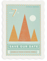 The Mountains Save The Date Cards