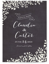 Sun Prints Save The Date Cards