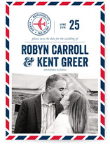 Come Away With Me Save The Date Cards