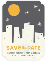 Gotham Save the Date Cards