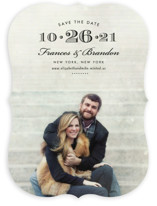 Grand Central Save The Date Cards