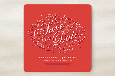 Juliet Save The Date Cards