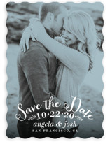 Photogenic Save The Date Cards