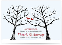 Together at Last Save The Date Cards