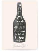 Winery Save The Date Cards