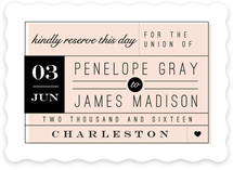 Kindly Reserve Save The Date Cards