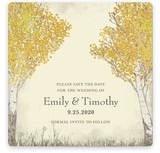 Fall Tranquility Save The Date Cards