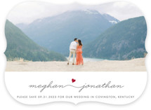 Love Connection Save The Date Cards