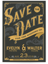 A Blessed Union Save The Date Cards