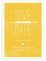 Quite Simply Save the Date Cards