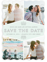 Mod Deco Save the Date Cards