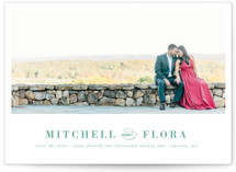 Simply Stated Save The Date Cards